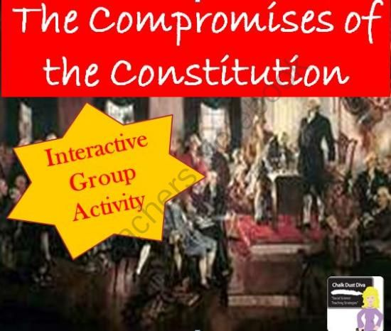 Debates  Compromises in the Constitutional Convention Activity