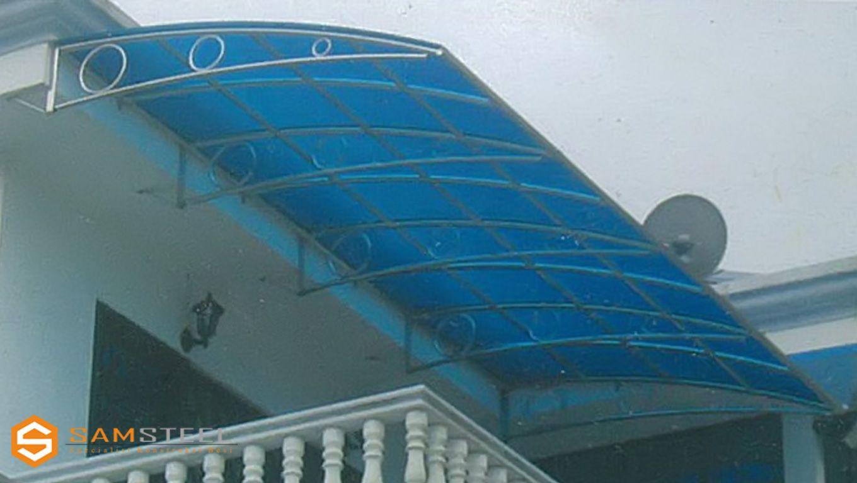 baja ringan ngaliyan project model desain dan garasi
