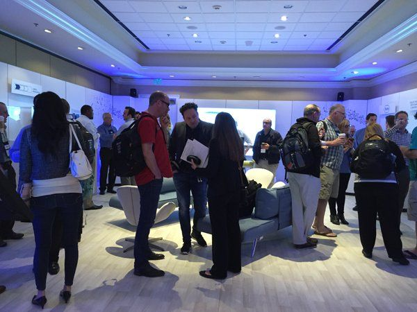 Roche Sequencing @RocheSequencing  Feb 11 A packed Roche Suite at #AGBT16 http://ow.ly/YdJ47