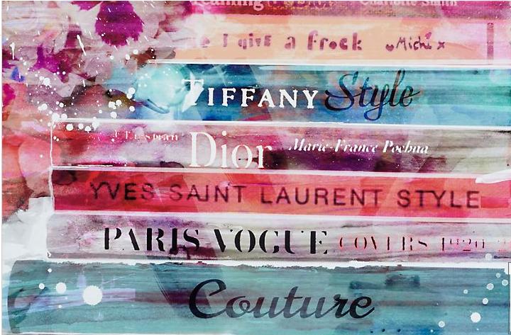 fashion stack of books - Cerca con Google