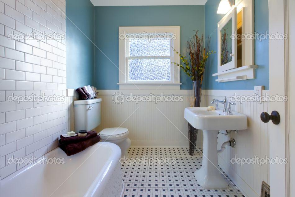 17 Best Images About Bathroom Ideas On Pinterest   Blue Bath. Blue Bathrooms Ideas   kalifil com