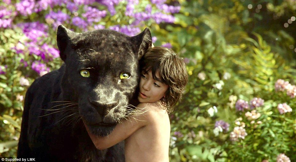 walt disney jungle book movie