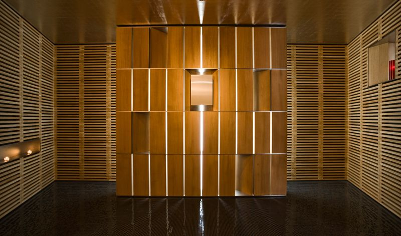 Nouvelle chapelle aménagé dans bâtiment Marcel bauer - 2013 AIA Institute Honor Awards for Interior Architecture