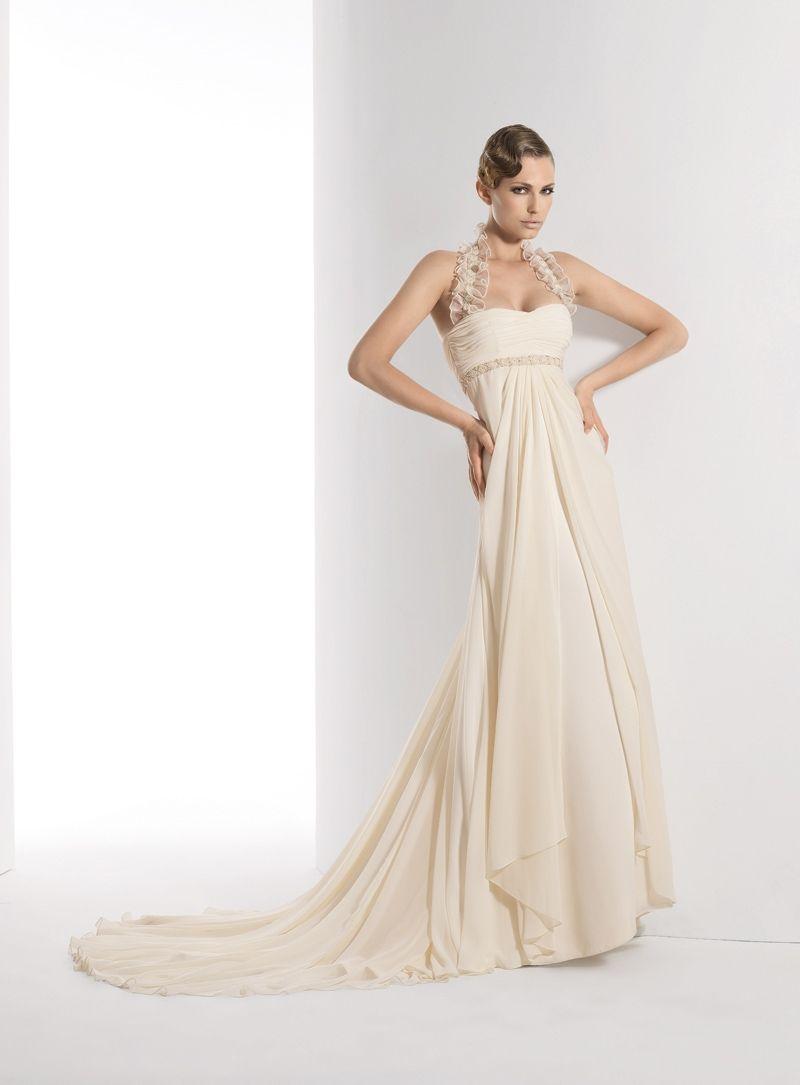 Cual es el vestido de corte imperio