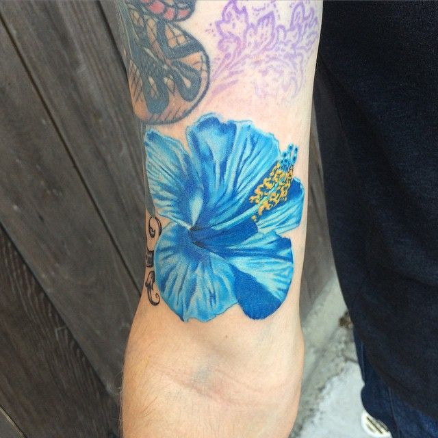 75 Best Hibiscus Flower Tattoo Meaning Designs Art Of Nature