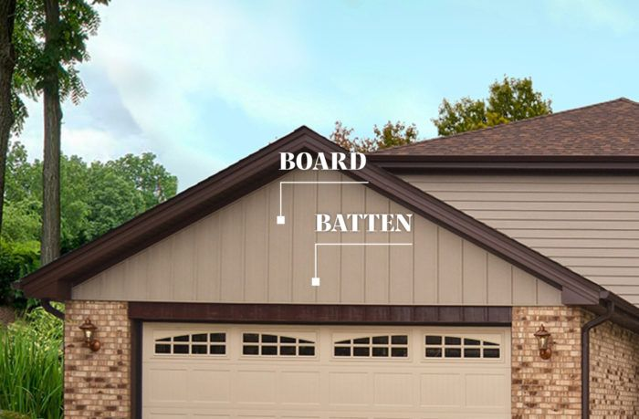 One Of The Oldest Cladding Styles In America Board And Batten Siding Was Originally Introduced When Sawmills Began Pro In 2020 Metal Siding Siding Styles Steel Siding