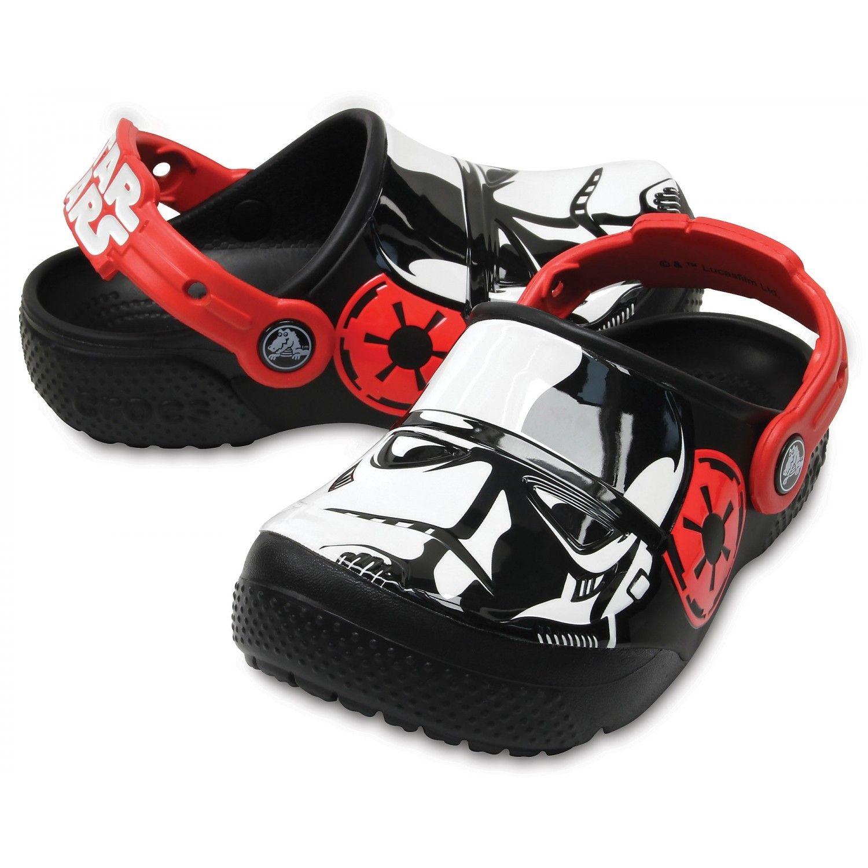 ad482c2e2 Kids  Crocs Fun Lab Stormtrooper™ Clog
