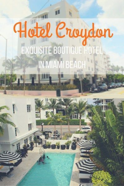 Review Hotel Croydon Miami Beach