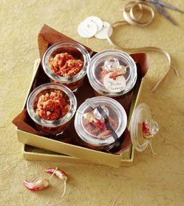 ▷ Geschenke aus der Küche: Essig, Öl & Co. | Gourmet - Saucen ...