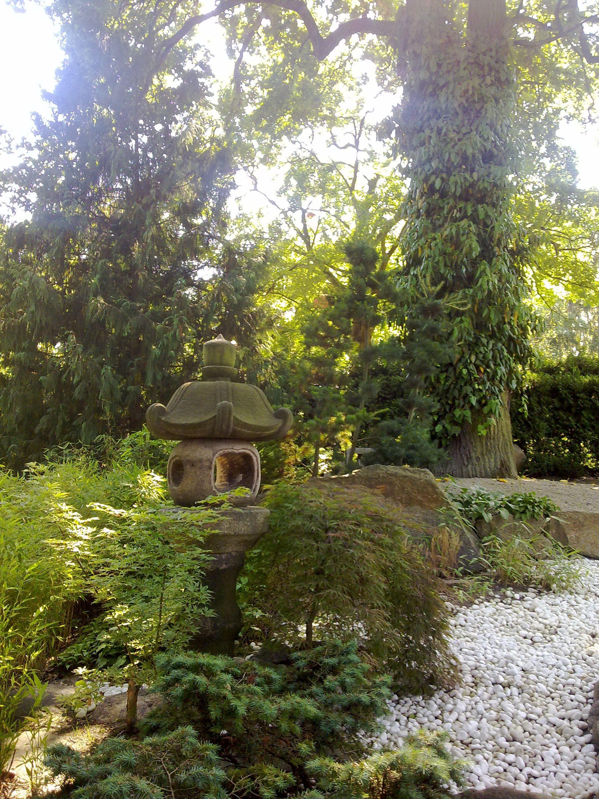 Japanese Garden, ZOO Pilsen, Czech republic Beautiful