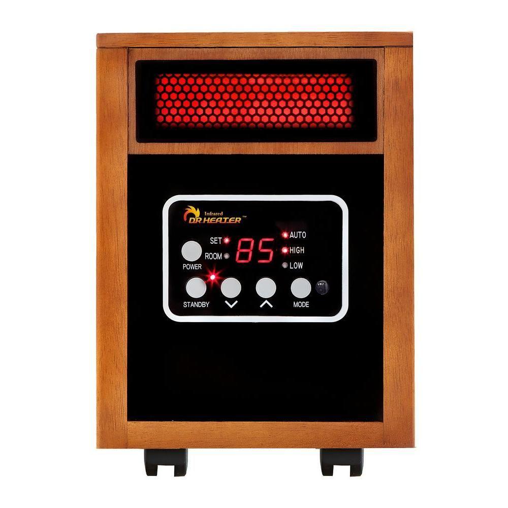 Industrial Quartz Infrared Heater
