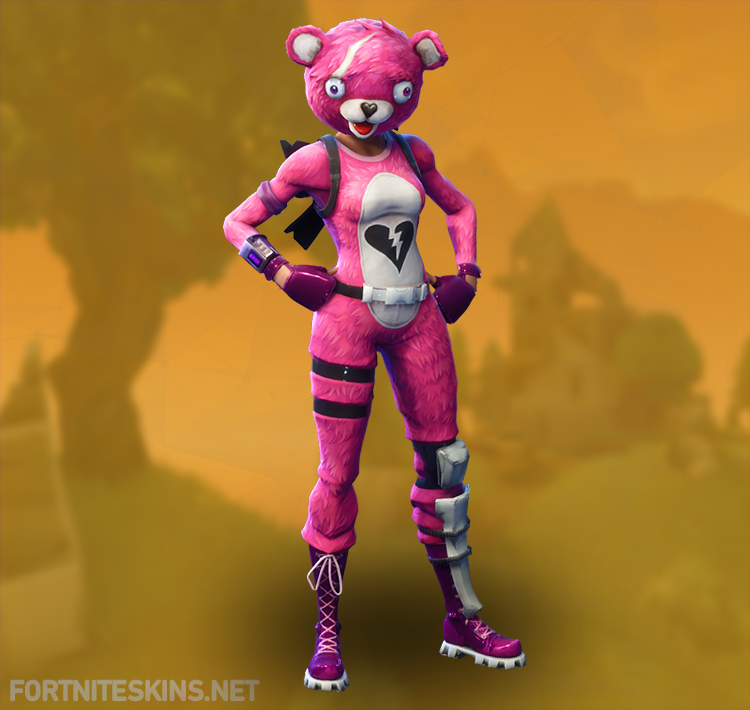 Cuddle Team Leader Fortnite Fondos Fortnite Personajes