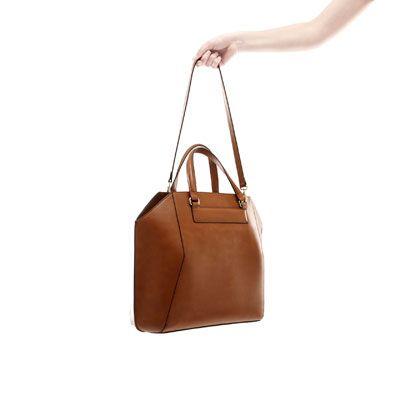 Large Per Handbags Woman Zara India
