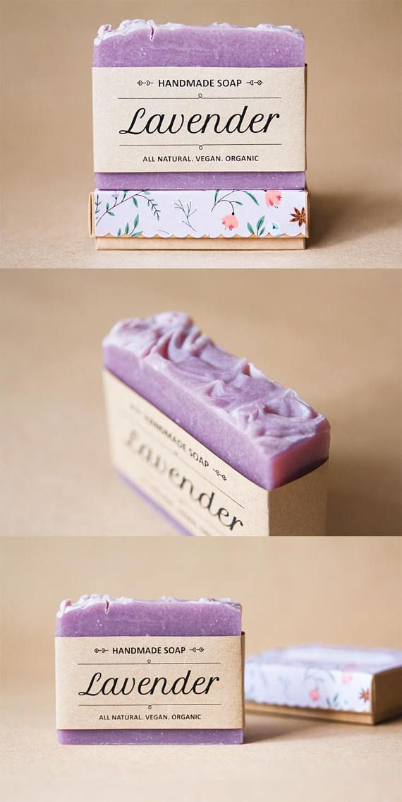 Lavender Soap Favors For Wedding By Annhedg Favor Ideas Guests Etsy Gift