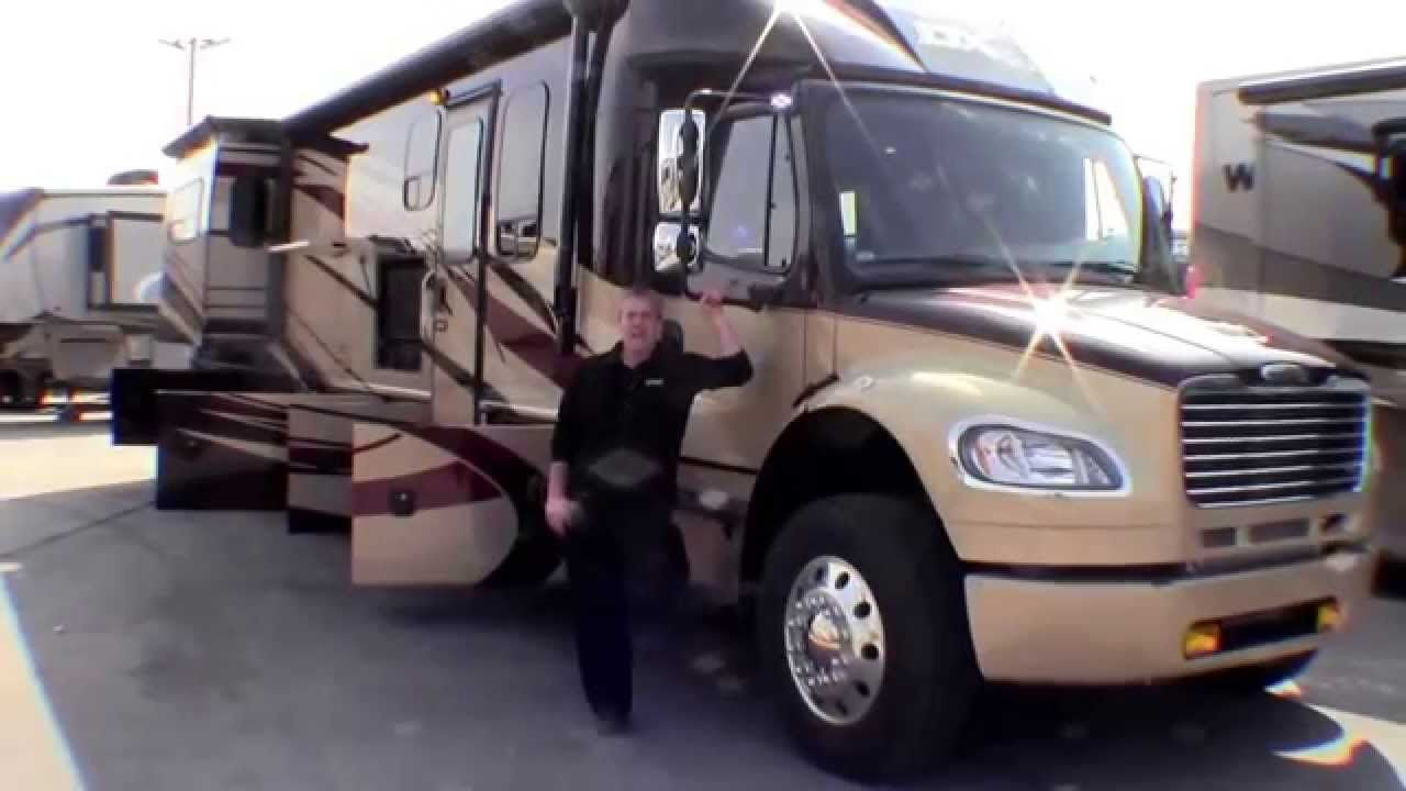 Jim S New 2015 Dynamax Dx3 37rb Diesel Motor Home Thanks And