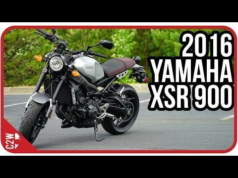 2016 Yamaha XSR 900 | First Ride - YouTube