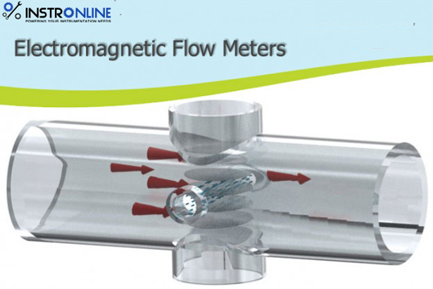 The #Yokogawa_electro_magnetic_flow_meter can track forward