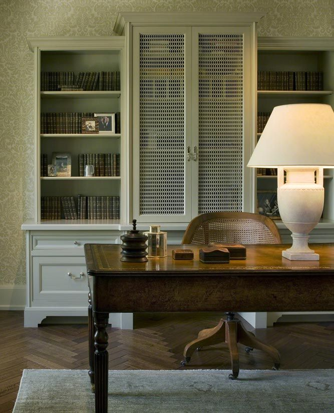 Traditional Interior Design & Favorite Vignettes