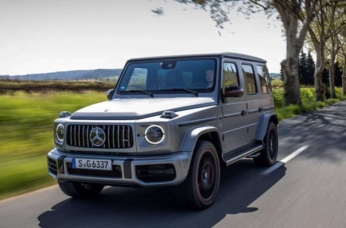 2020 Mercedes Benz G Class Amg Concept Interior Price Mercedes