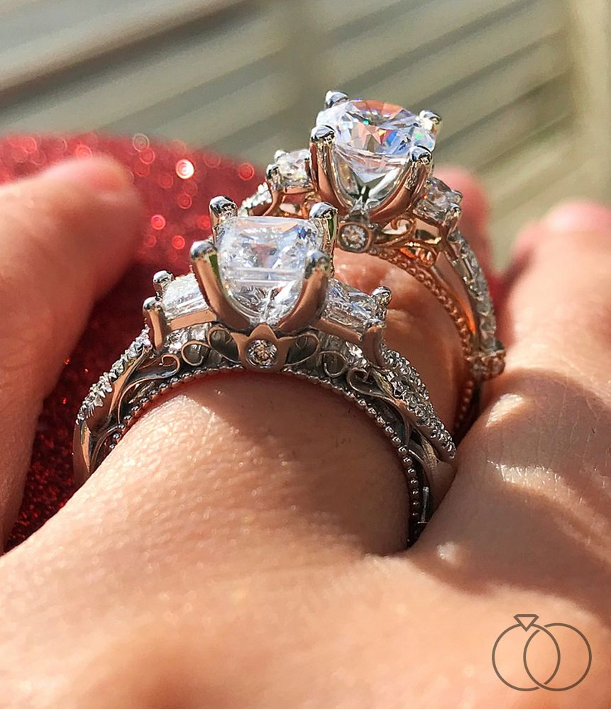 How would you like your threestone engagement ring to