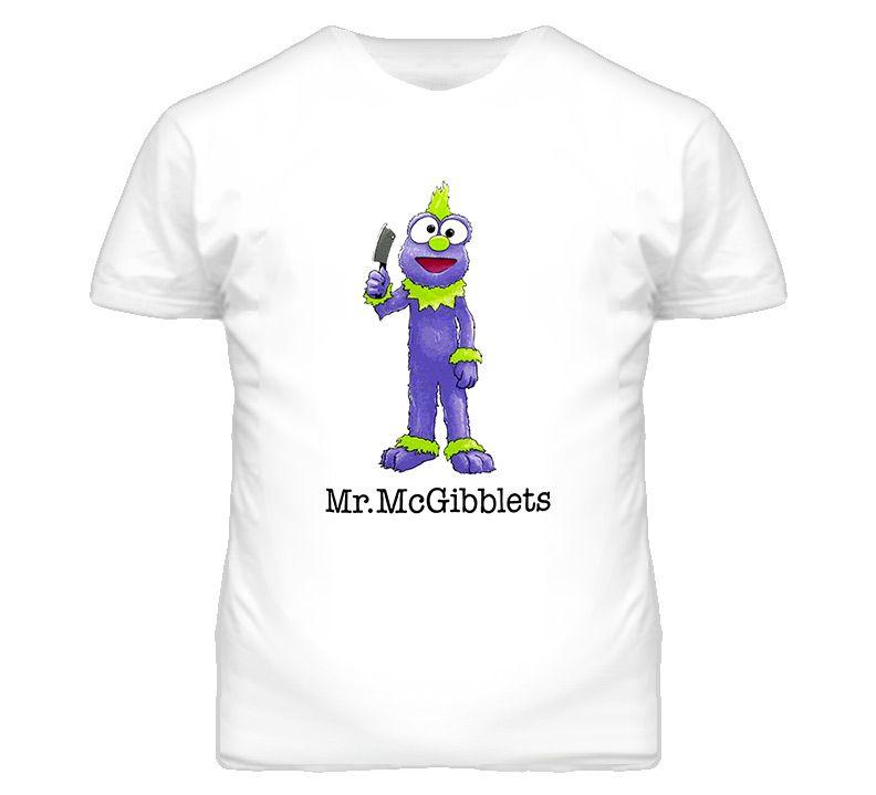crazetees The League Tv Show Mr Mcgibblets T Shirt The