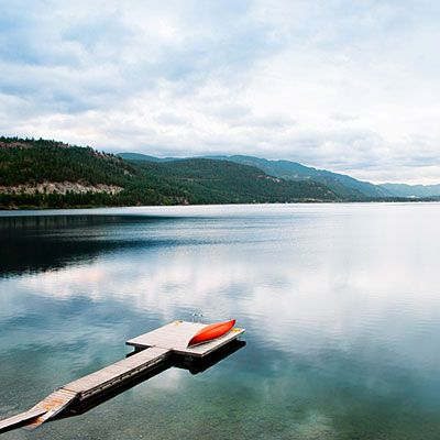Best Lake Vacations in the West for Summer Trips Lake