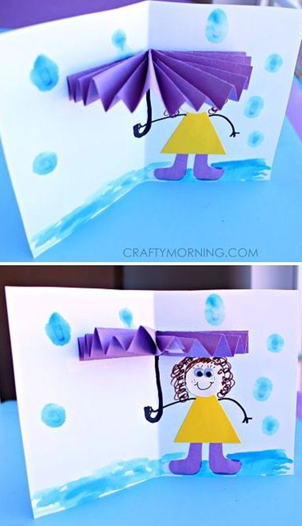 40 Diy Paper Crafts Ideas For Kids For The Girls Pinterest