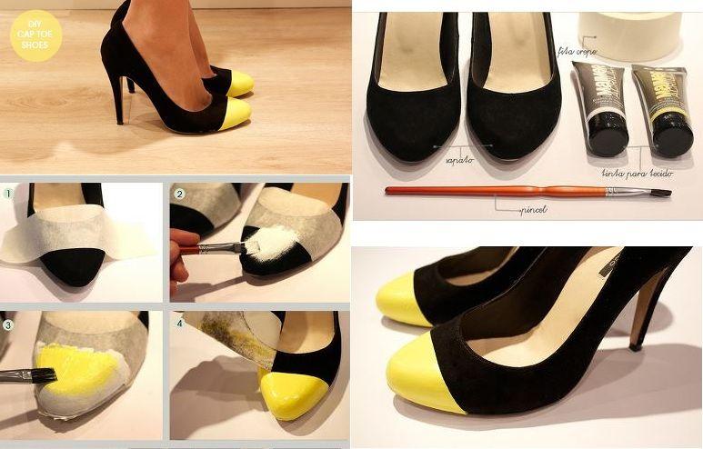 Nuevo look a tus zapatos
