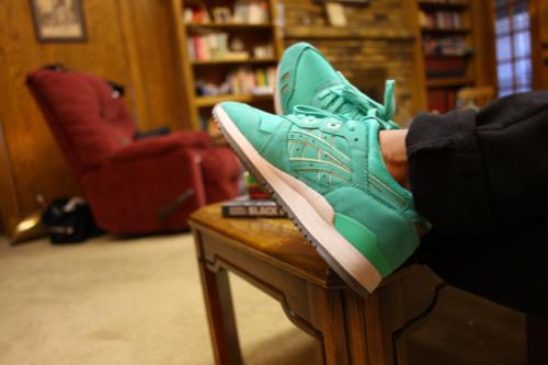 Cool pair of Asics #sneakers