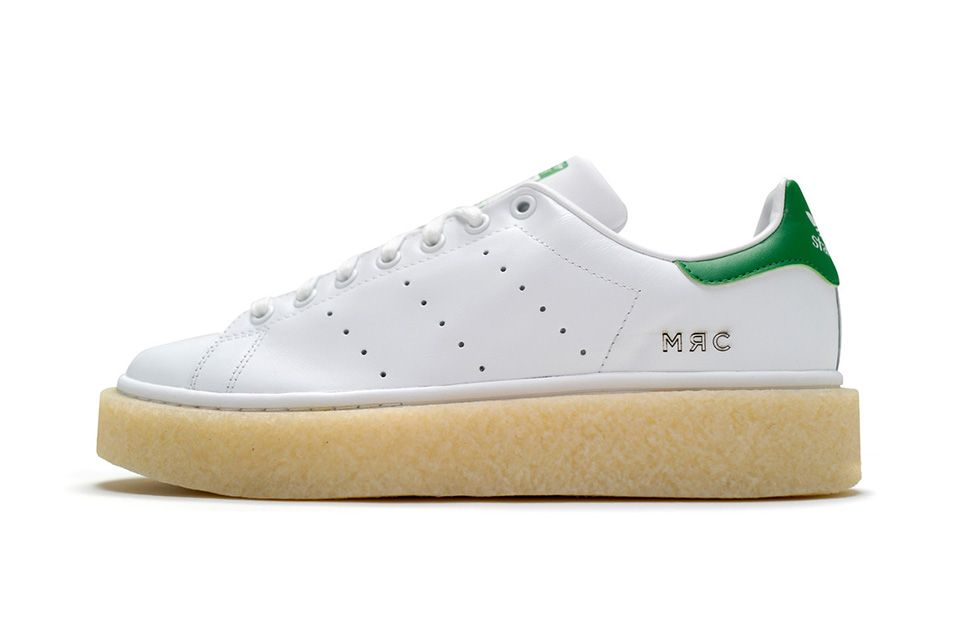 424 x Mr Completely Crepe Soled Stan Smiths | Highsnobiety