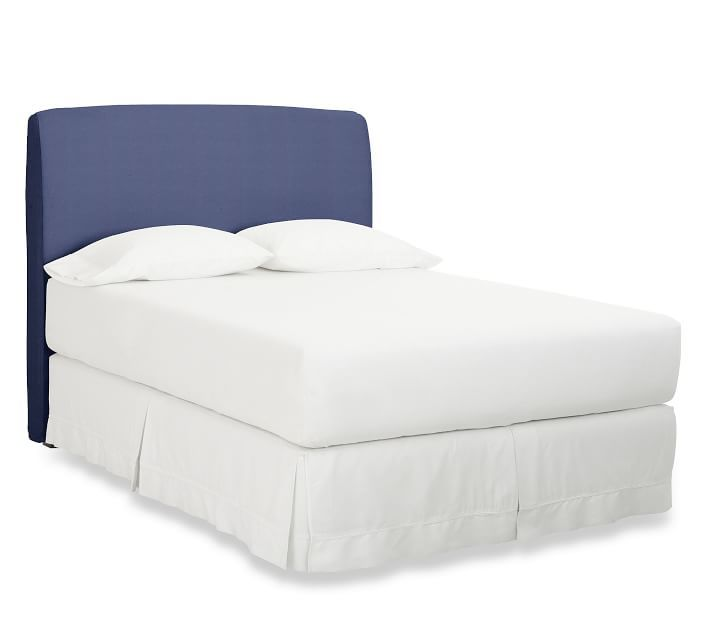 Lewis Full Headboard Slipcover Performance Everydayvelvet
