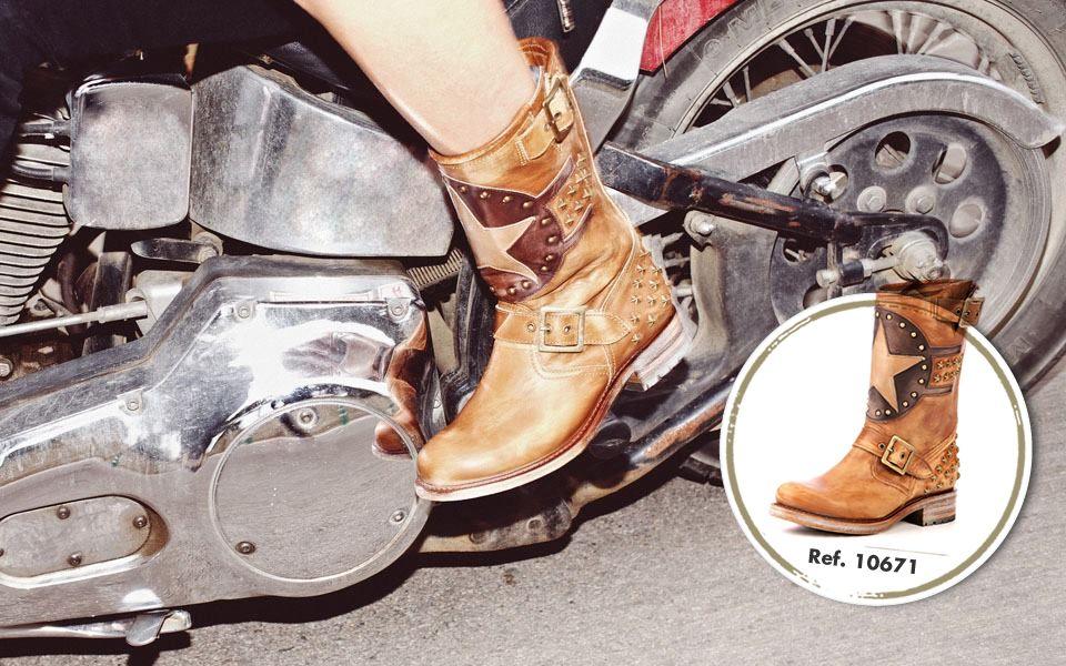 10671 Chiquita Olimpia 023 Lavado #Biker #Cowboy #Trend #Fashion #Sendra