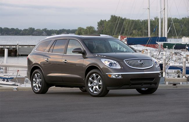 Buick Enclave Buick Enclave Buick New Cars