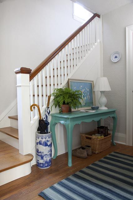 Repaint Existing Table Fun Color Like This Decorating
