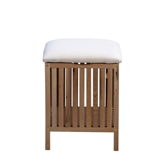 Wäschekörbe \ -truhen für jeden Stil und Geldbeutel jetzt online - badezimmerschrank mit wäschekorb
