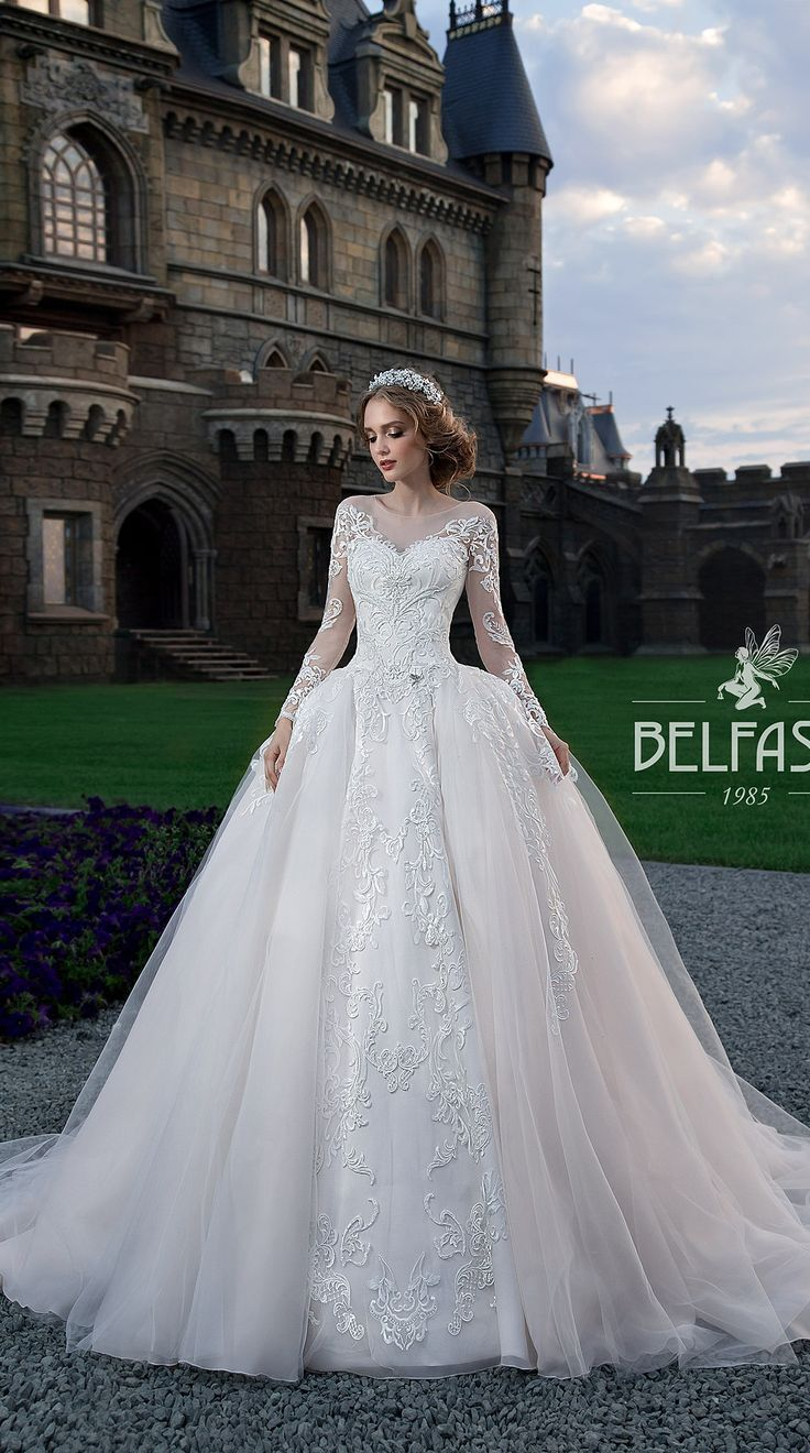 Beautiful Princess Wedding Dress From Belfaso We Are Want To Say Thanks If You Like To Sh Glamorous Wedding Gowns Wedding Dresses Cinderella Ball Gowns Wedding