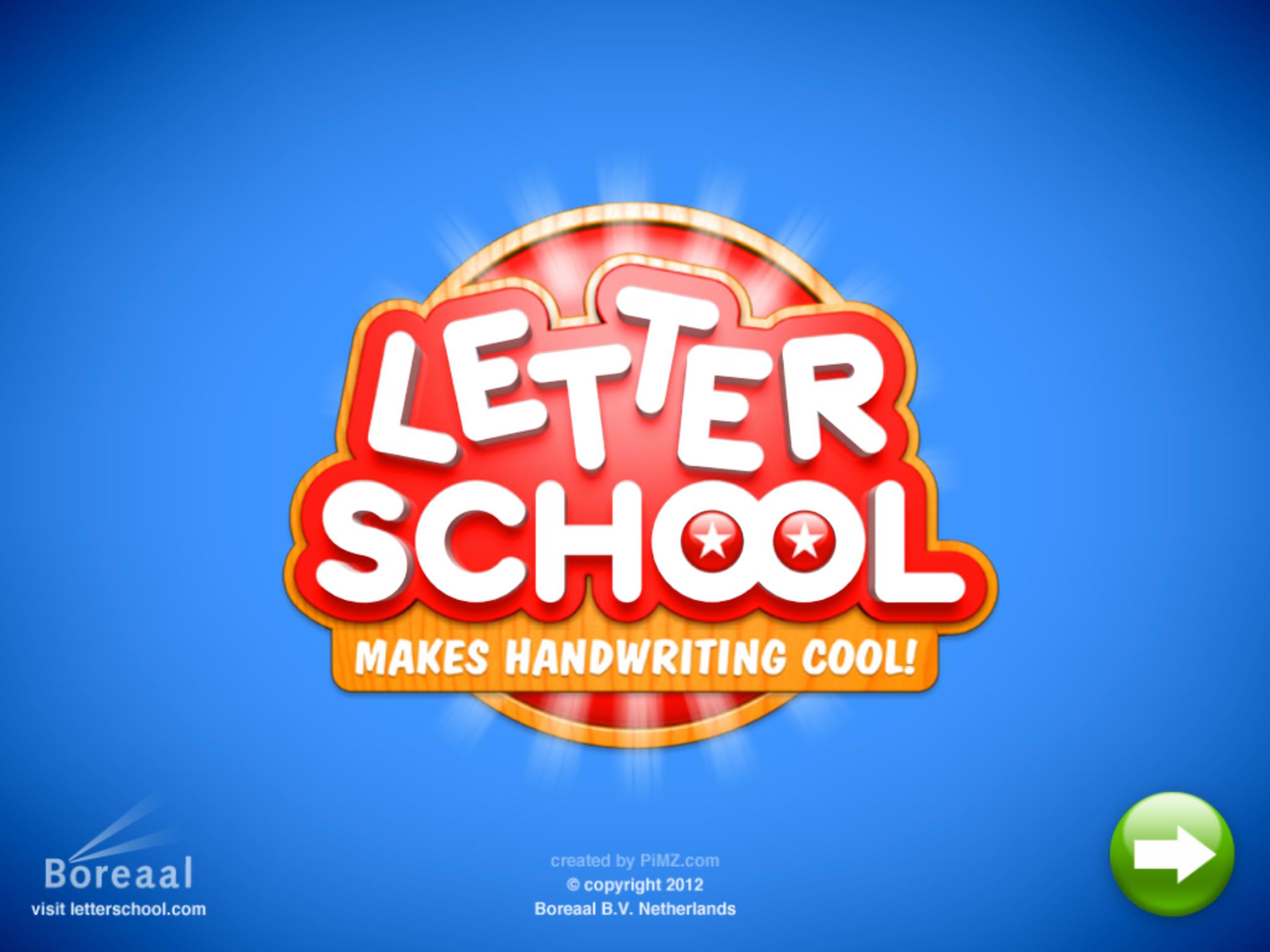 LetterSchool Spec Ed Educational Letter school
