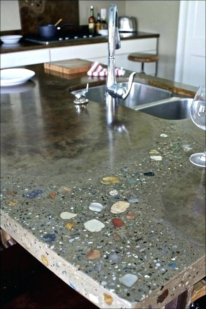 Ordinaire Glass Countertops Cost Recycled Glass Cost Full Size