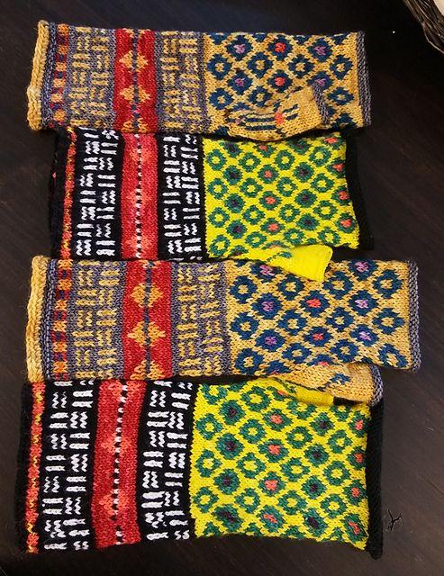 Jaana pattern by Tiina Kaarela