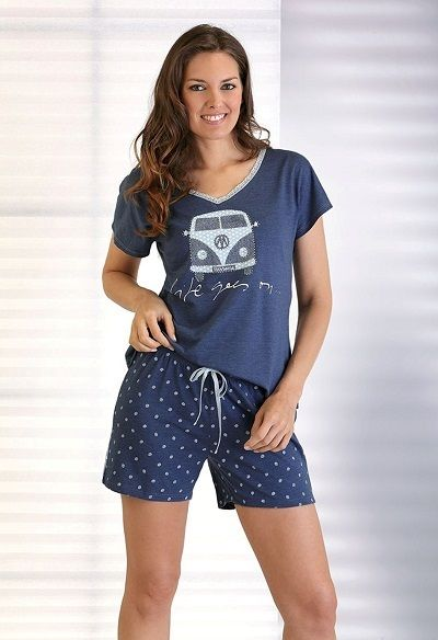 Pijama invierno mujer Massana. Pijama de verano de la nueva colección  Massana Camiseta manga larga 97144dec73ab