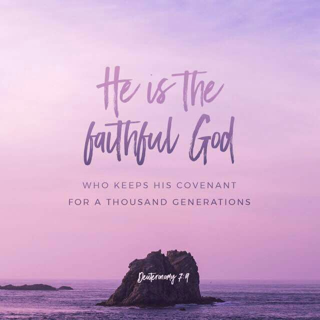 Image result for God is faithful bible verse