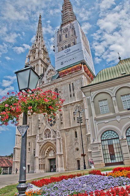 Click Me Zagreb Croatia Travel Zagreb Croatia
