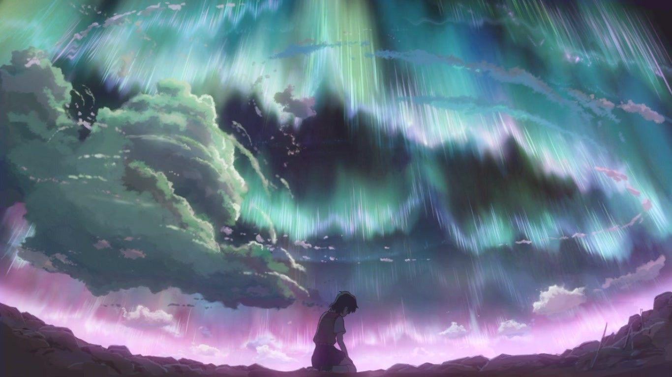Makoto Shinkai , anime, Children Who Chase Lost Voices