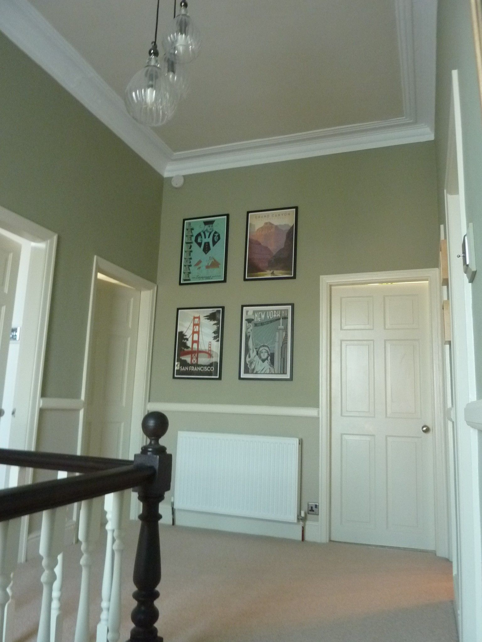 Colour Schemes For Halls And Stairs Google Search