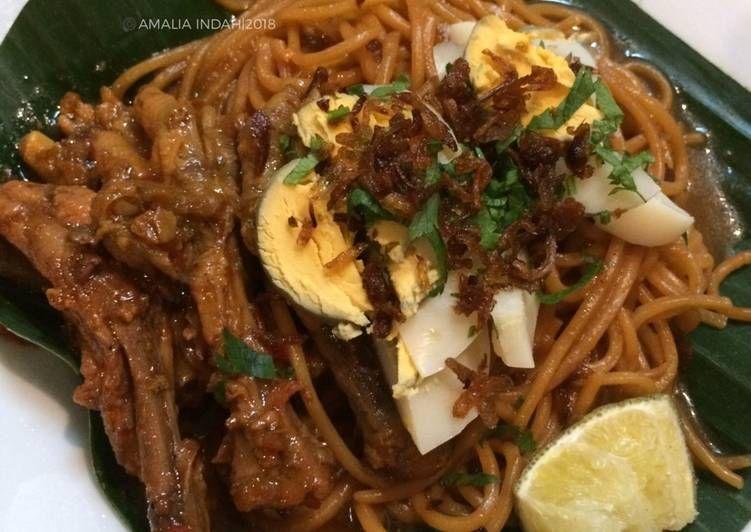 Resep Mie Bancir Oleh Amalia Indah Resep Resep Makanan Mie