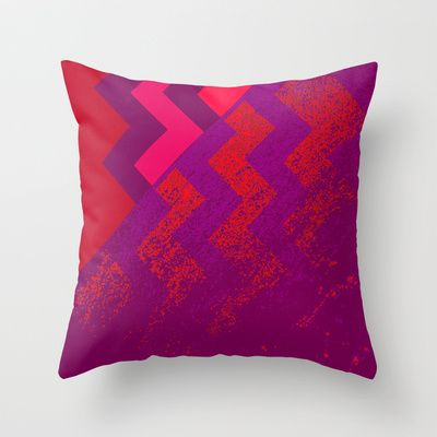 holiday Throw Pillow by Marianna Tankelevich - $20.00