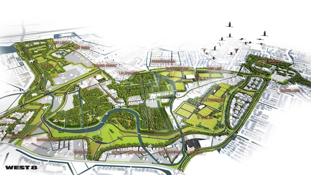 Maximaprk cWest 8 - 01 « Landscape Architecture Works | Landezine Landscape Architecture Works | Landezine
