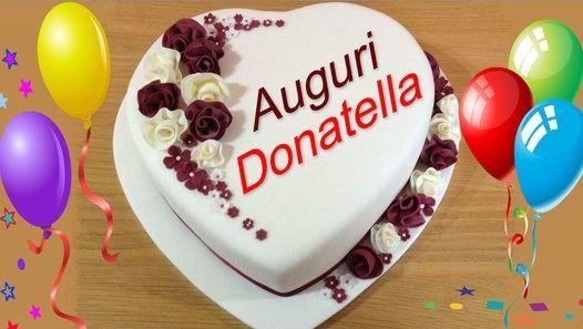 Buon Compleanno Donatella Video Dailymotion Buon Compleanno