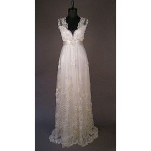 Informal Second Wedding Dresses