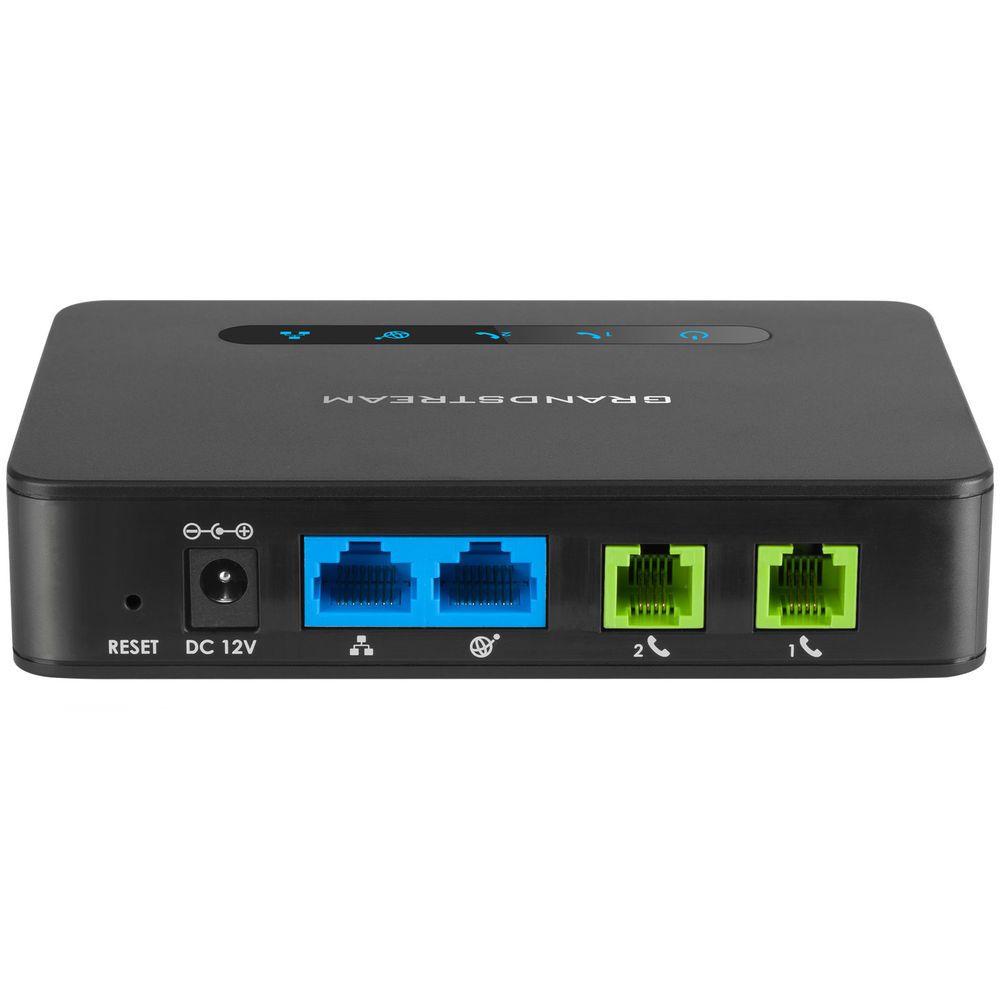 GS-HT812 2 FXS Port 2 SIP Profiles ATA by GrandStream
